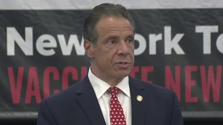 NY Gov. Cuomo investigated by state AG's office, report to come by end of summer