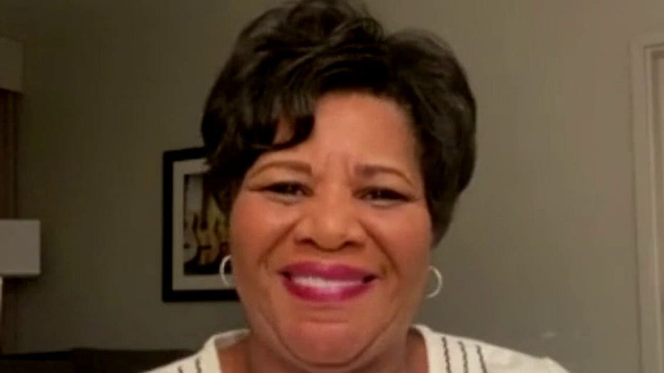 Alice Marie Johnson: Biden's crime bill answer 'not satisfactory'