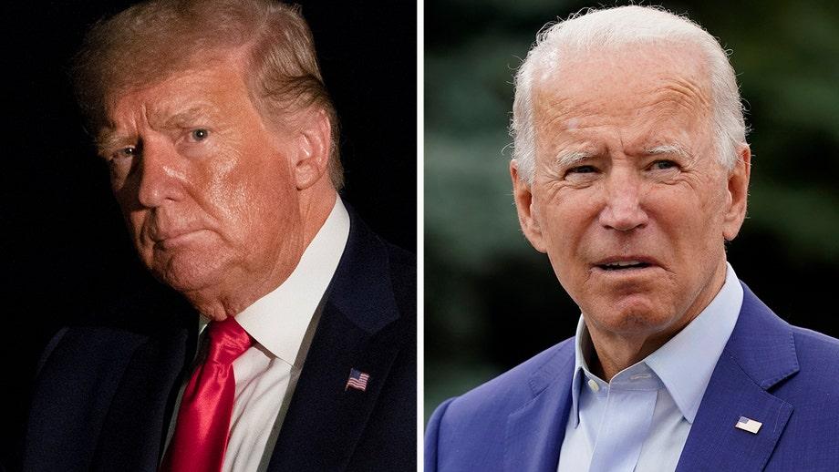 Fox News Poll: Biden-Trump a 5-point race in post-convention poll