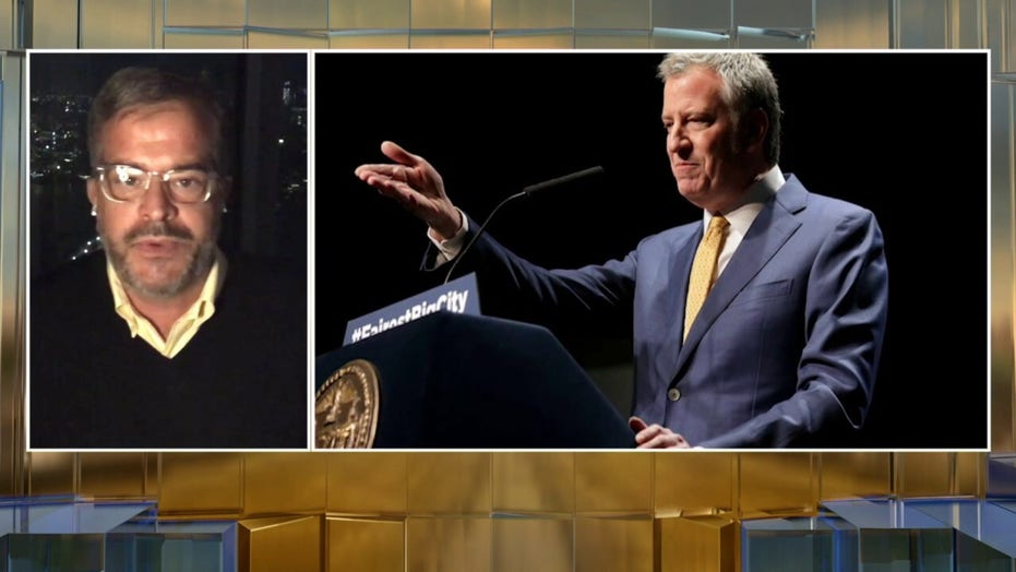 De Blasio, Cuomo have invited crime to NYC by shutting down economy: restaurant owner