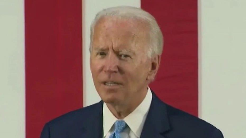 Why Joe Biden gets 'belligerent' when challenged: Michael Goodwin