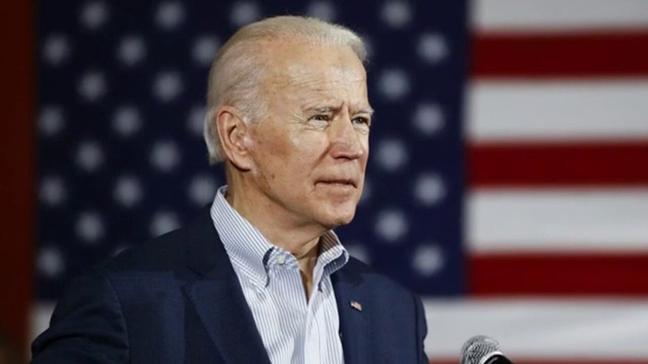 Biden says Reade sexual assault claim 'never happened' during MSNBC appearance