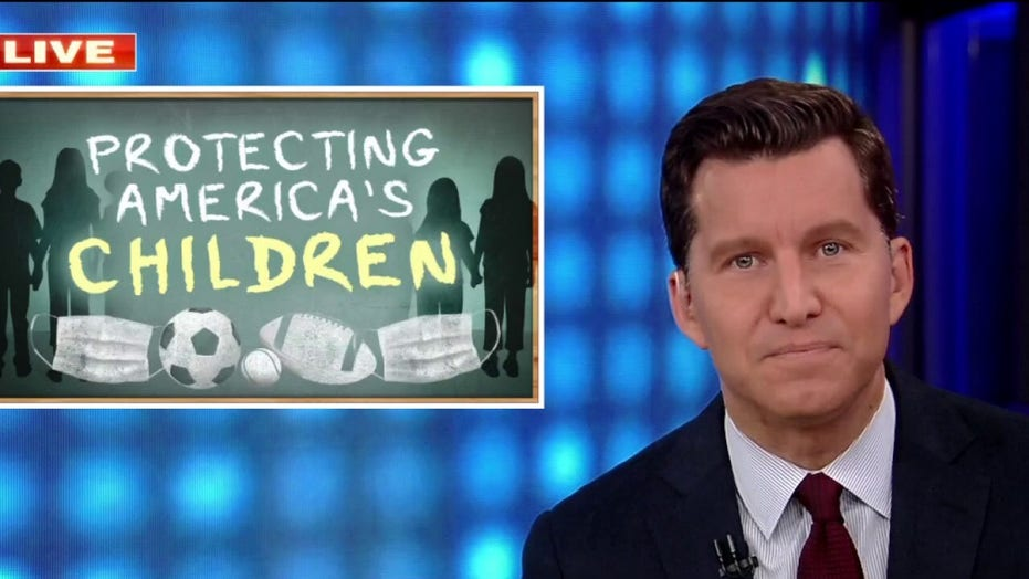 Will Cain dubs transgender treatment for minors 'child abuse': We cannot fear being called 'anti-trans'