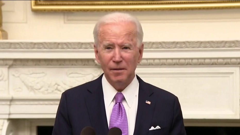 Newt Gingrich: Biden says one thing, does the opposite