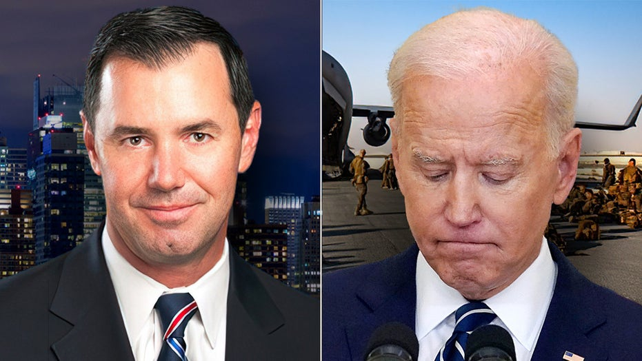 Joe Concha: Biden's Afghanistan crisis could be 'point of no return' for his presidency