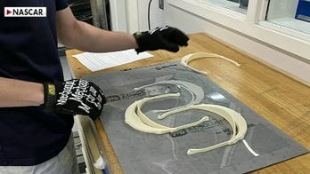 NASCAR races to make face shields for health care workers