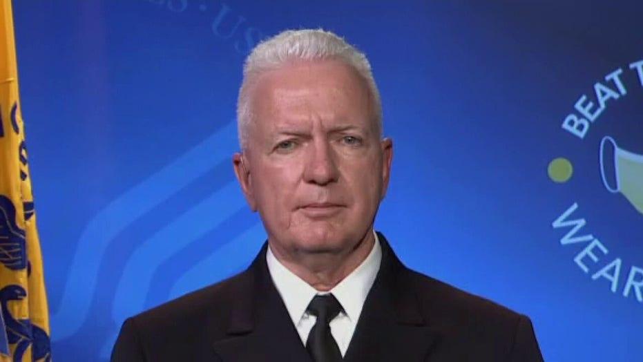 Admiral Giroir: Wearing a mask, social distancing will help reverse pandemic