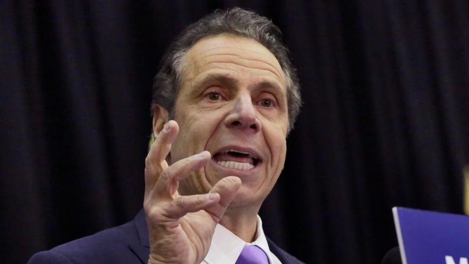 Cuomo sexual harassment allegations: NY AG reviewing letter from Republican state senators asking for probe