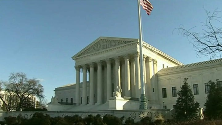 Are Democrats trying to intimidate Supreme Court justices?