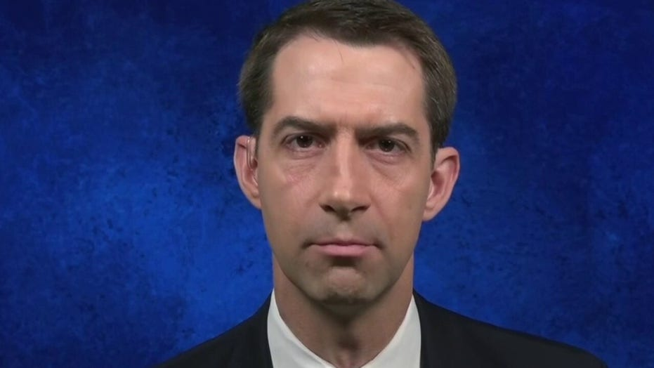 Sen. Cotton proposes measure to reduce US reliance on China pharmaceutical production