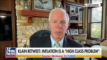 Sen. Johnson: Democrats are 'living in a fantasy world' over rising inflation