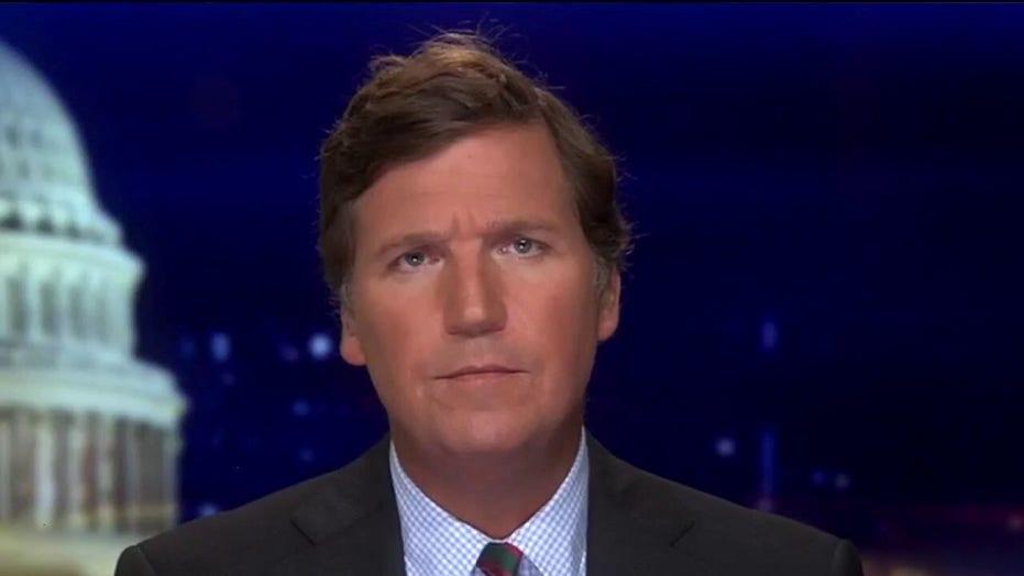 Tucker: Democrats believed Kavanaugh allegations from the start, ignore Biden accuser