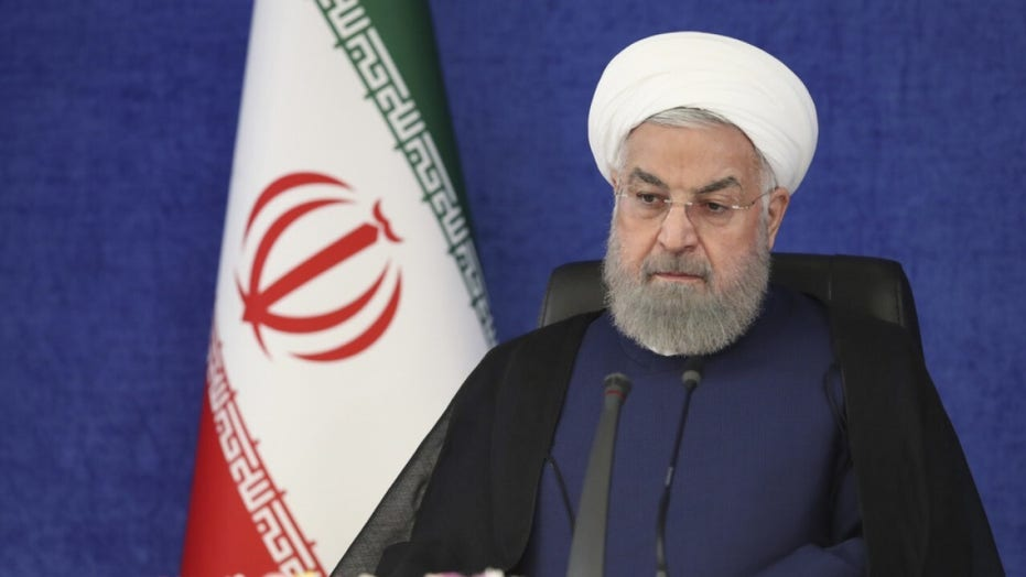 Iran hosts high-level Afghan peace talks as fighting surges