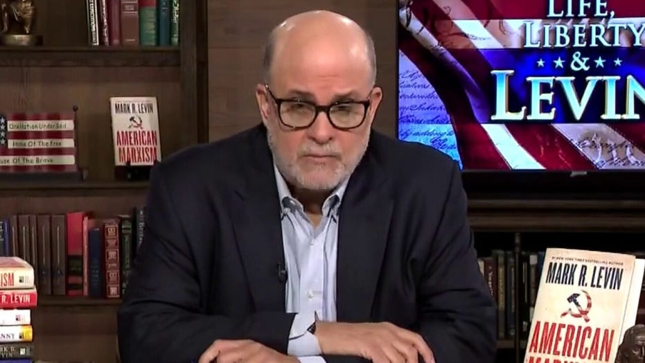 Mark Levin: Network of liberal dark money groups, billionaires, and Democrats attacking our elections