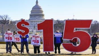 Fate of $15 minimum wage rests in hands of Senate parliamentarian
