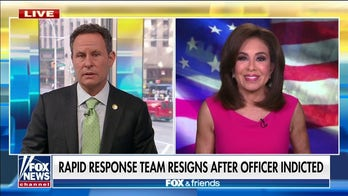 Pirro rips Portland leadership amidst chaos: 'This is a civil war going on in the streets of Portland'