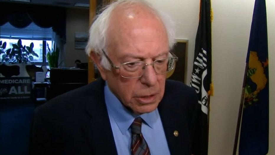 Vulnerable House Dems sound alarm about potential Sanders nomination: 'It's bad'