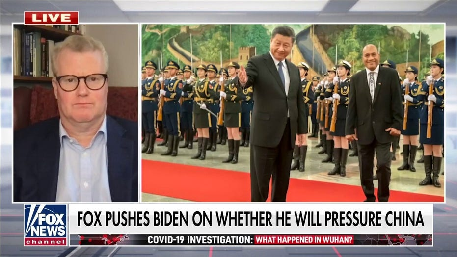 China must be pressured financially to cooperate with COVID probe: Former State Dept. investigator