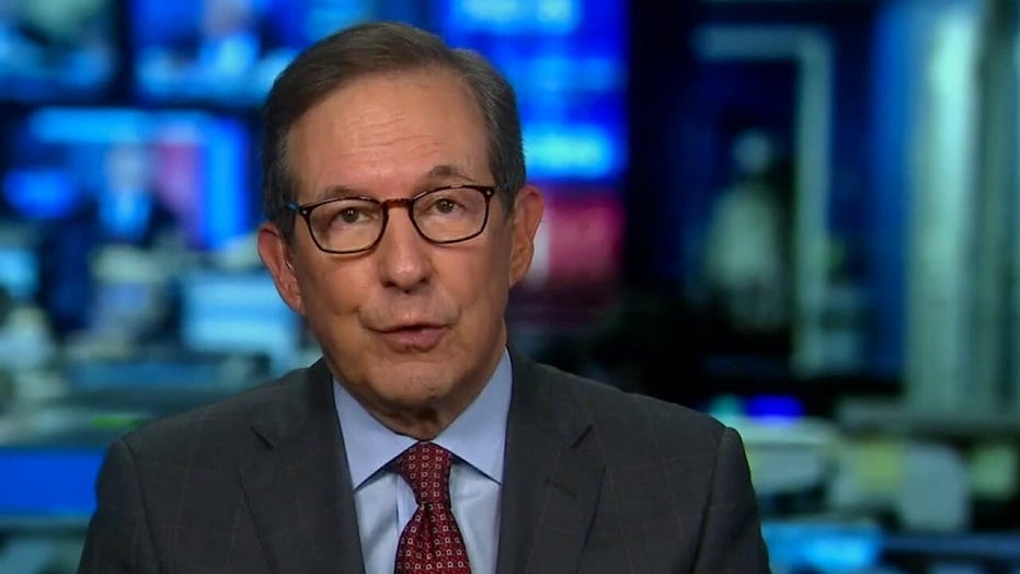Chris Wallace: 'Surprising' Biden is not campaigning with two weeks until Election Day