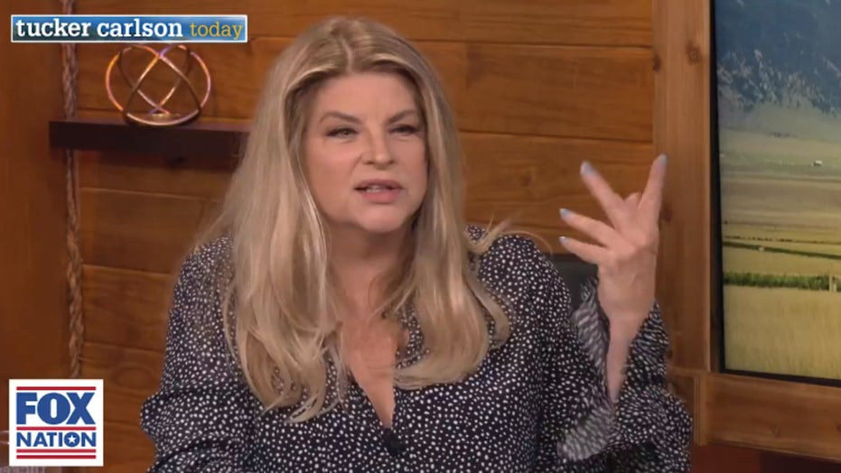 Kirstie Alley shares details of backlash for supporting Trump with Tucker Carlson: Feels like 'Twilight Zone'
