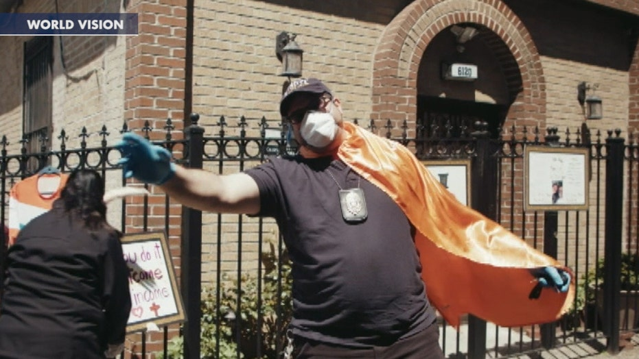 Outpouring of gratitude for unsung hero of the coronavirus shutdown