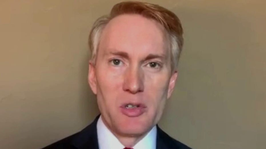 Lankford presses lingering 'questions' regarding 2020 presidential election 'need to be answered'