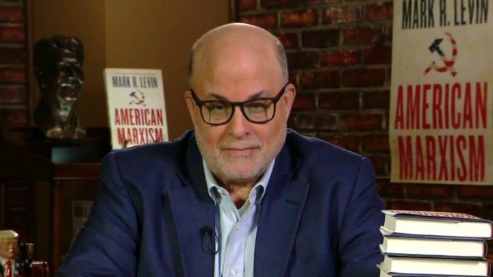 Mark Levin exposes Democrats' reckless schemes, lies amid spending bill push