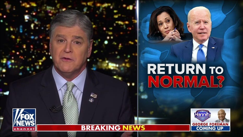 Hannity eviscerates Fauci over new mask mandate considerations: 'So now we're supposed to ignore the science?'