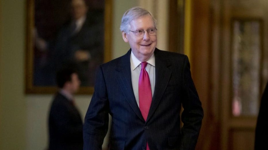 McConnell tries to push through additional $251B for small businesses