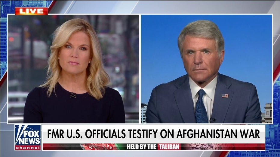 Rep. McCaul: Sadly 'ironic' Marine in brig at Lejeune for 'speaking truth' while Biden WH lacks accountability