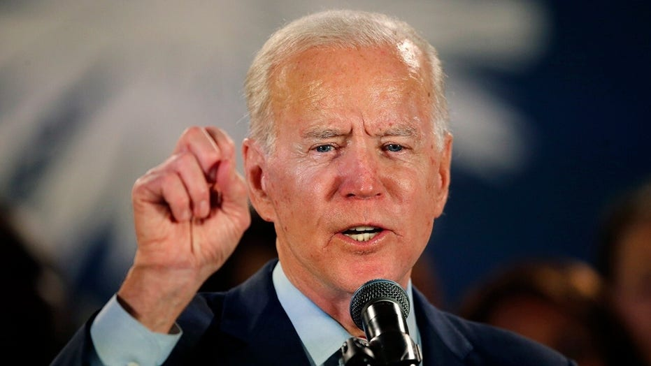 Joe Biden banks on support in South Carolina, Nevada after fifth place New Hampshire finish