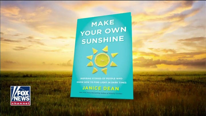 Janice Dean shares inspiring stories of everyday heroes in new book