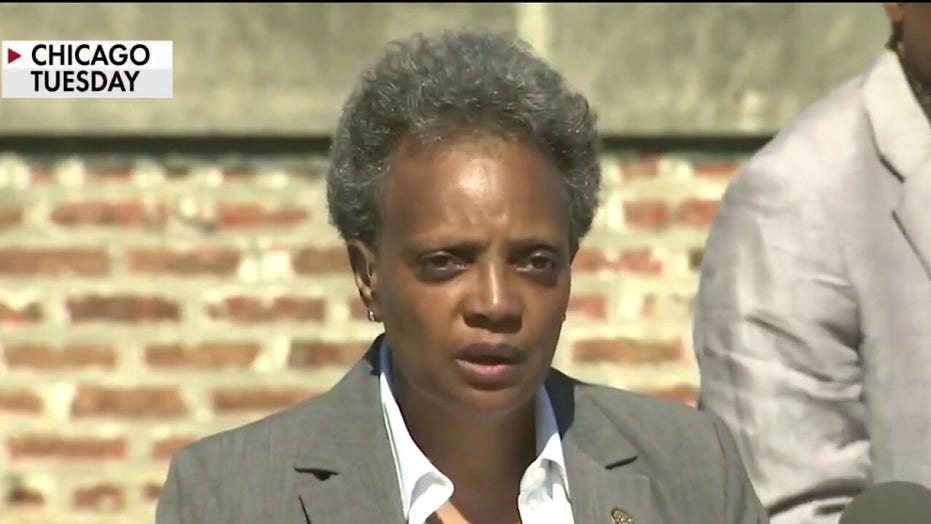'The Five' react to Lori Lightfoot's 'deranged' email outburst