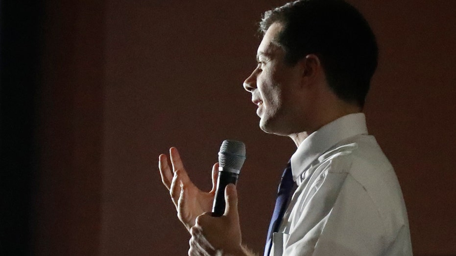2020 hopeful Pete Buttigieg claims to be the 'moderate' choice for New Hampshire