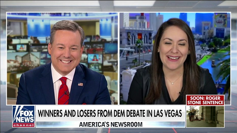 DNC Comms Director: 2020 Dems have their eyes on the prize, division not permanent