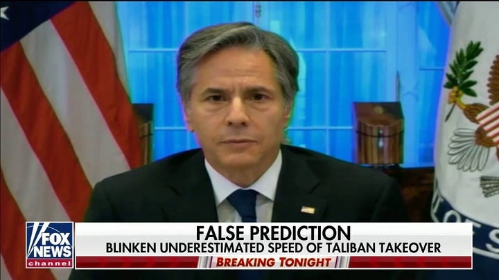 Republicans call for Blinken to resign in Afghanistan hearing