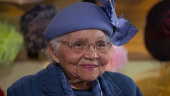 Meet the 100-year-old hat maker whose designs are one of a kind