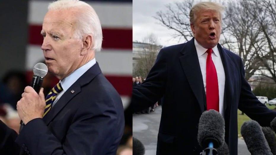 Trump and Biden discuss coronavirus response