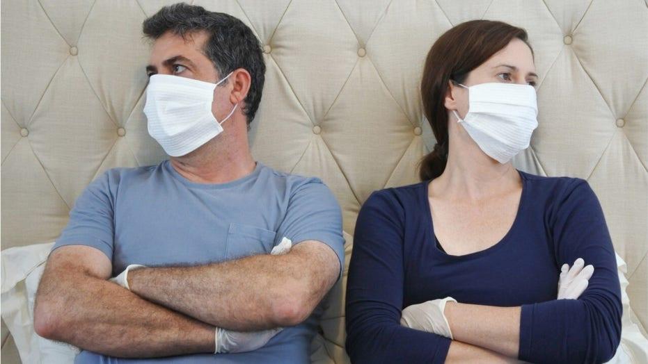 US divorce rates spike amid the coronavirus pandemic