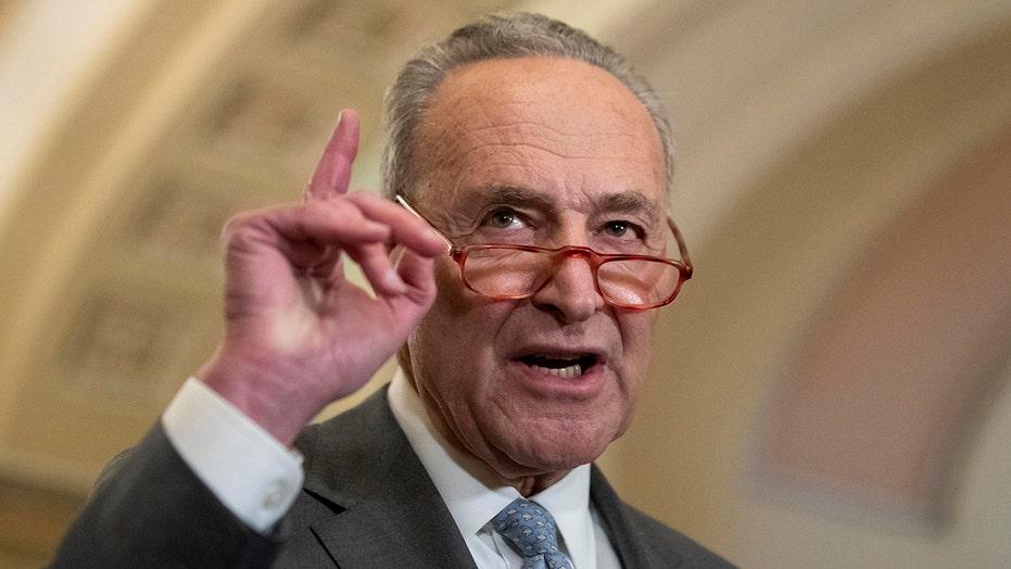 Chief justice of the Supreme Court rebukes Senator Chuck Schumer