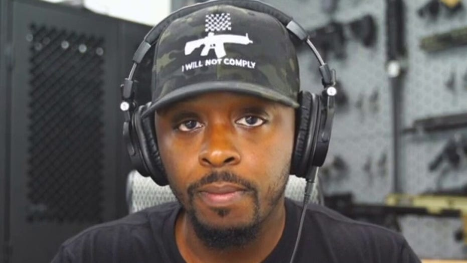 Colion Noir: Biden gun actions about 'control,' not about keeping people safe