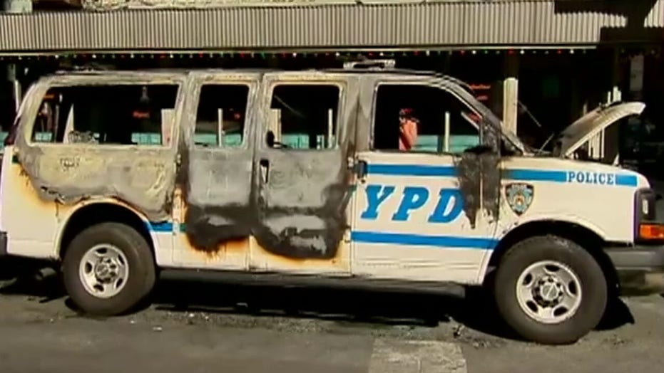 NYPD Commissioner on New York riots: 'It鈥檚 a dark time'