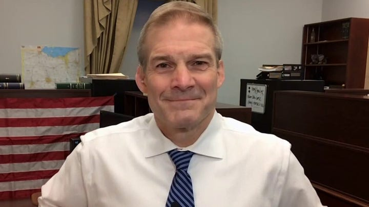 Jim Jordan: Do we have free speech when only the left is allowed to talk?