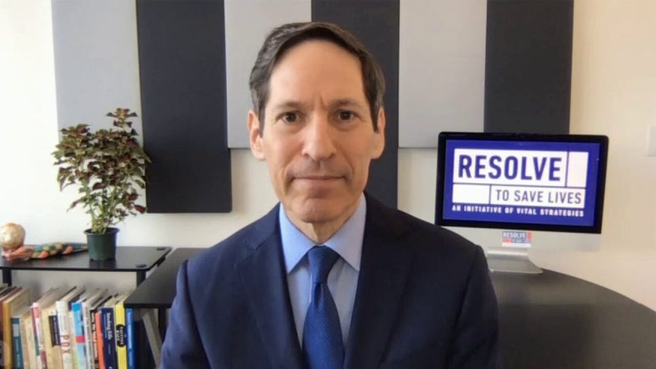 Dr. Frieden says outdoors safer than indoors for reducing spread of coronavirus