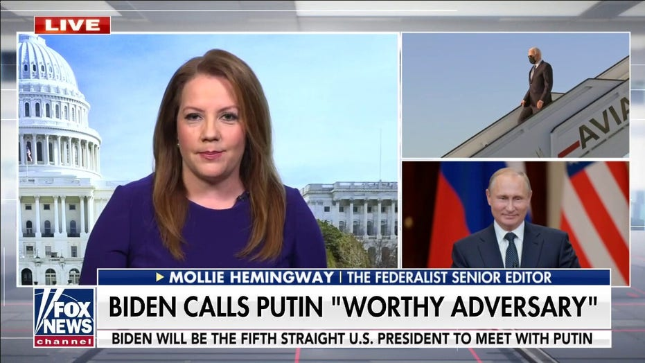 Biden-Putin meeting: Republicans outline 5 things POTUS should be doing to counter Russian president
