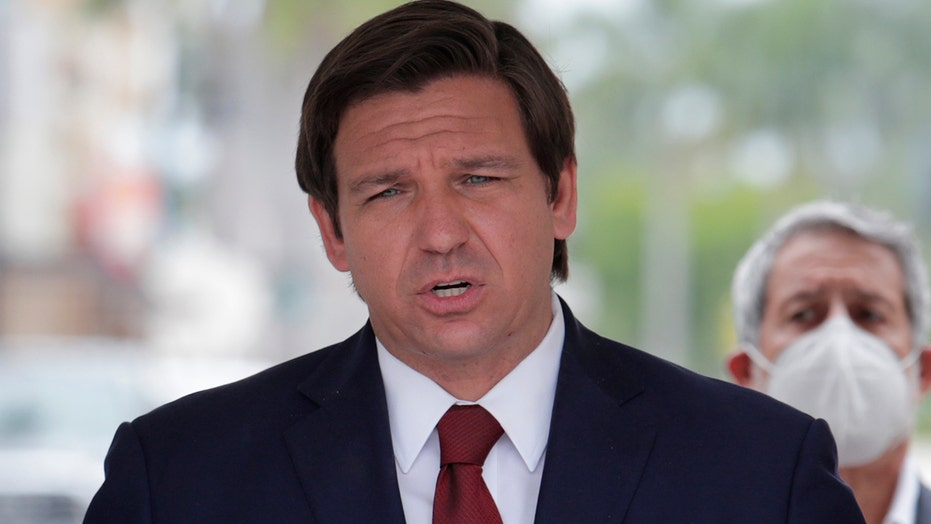 DeSantis says media won't give Florida credit for COVID-19 success because it 'challenges their narrative'