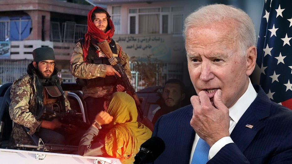 Michael Goodwin: Biden will be competing with the Taliban as 9/11 approaches