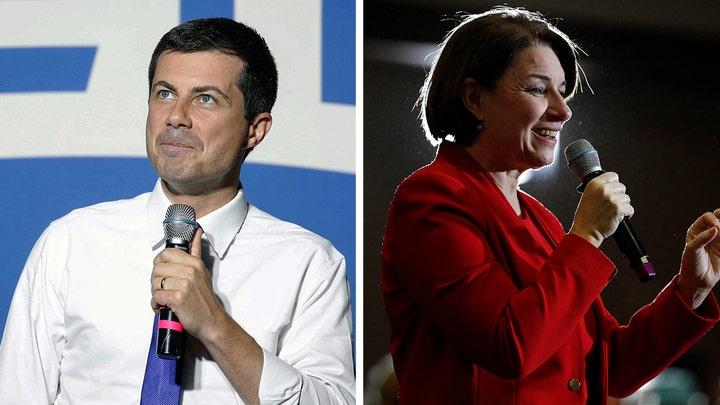 Klobuchar and Buttigieg exit Democratic race