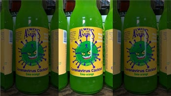 Connecticut soda company release 'Coronavirus Cocktail' to mixed reviews