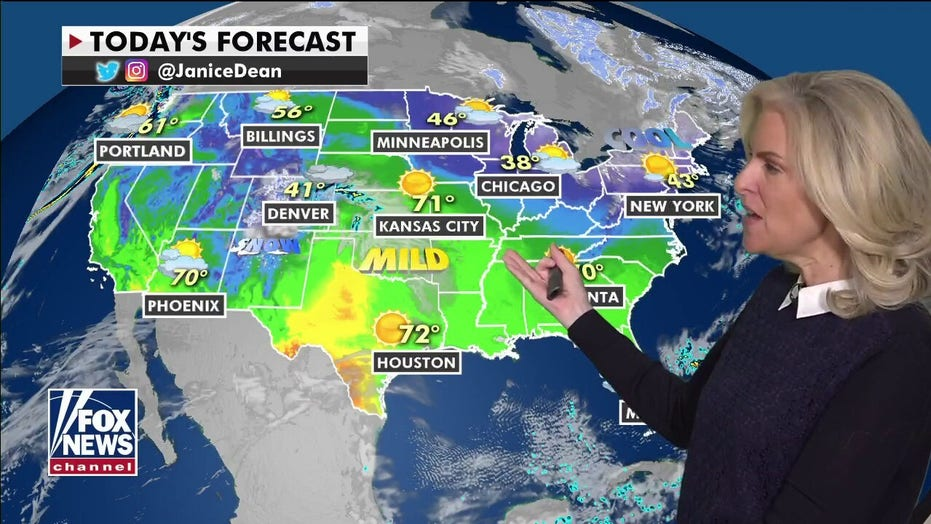 National Forecast, March 4